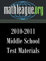 Middle School Test Materials 2010-2011