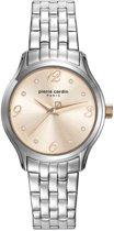 Pierre Cardin PC108162F05 - Horloge - Roestvrij staal - Roestvrij staal