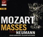 Mozart: Masses / Peter Neumann, Kolner Kammerchor, Collegium Cartusianum