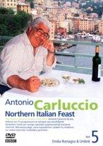 Antonio Carluccio Southern Italian Feast 5 - Emilia - Romagna & Umbrië