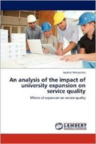 An Analysis of the Impact of University Expansion on Service Quality