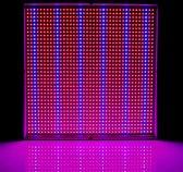 Leagwhar Kweeklamp 120w LED Groeilamp Bloeilamp Paneel Groei en Bloei Grow Light