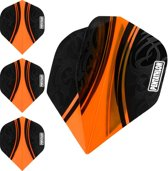 ABC Darts Flights Pentathlon - Tribal oranje - 10 sets