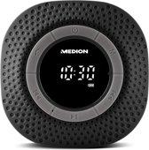MEDION LIFE E66554 Bluetooth Douche Radio (zwart)