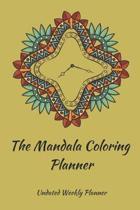 The Mandala Coloring Planner