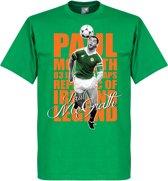 Paul McGrath Legend T-Shirt - XL