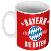 Bayern Munichen Established Mok