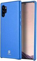 Dux Ducis Skin Lite Series Samsung Galaxy Note 10 Plus Hoesje Blauw