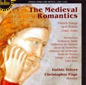 The Medieval Romantics, French Songs And Motets