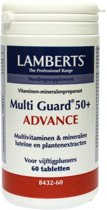Lamberts Multi-Guard 50+ Advance - 60 Tabletten