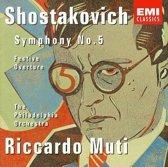 Shostakovich: Symphony No. 5; Festive Overture