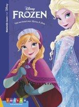 Makkelijk lezen met Disney - Frozen Het verhaal van Anna en Elsa
