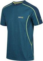 Regatta-Tornell-Outdoorshirt-Mannen-MAAT XXL-Blauw