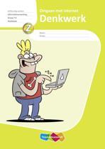 Denkwerk Omgaan met internet 5 ex Gr 7-8 Werkboek