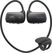 Sony NWZ-WS613 Walkman - Waterdichte MP3 speler - 4GB - Zwart