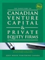 Canadian Venture Capital & Private Equity Firms, 2015
