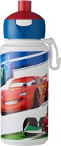Disney Cars Pop-up Beker World Grand Prix 275 Ml Rood/blauw