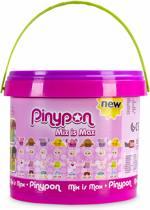 Pinypon 10 figuren in emmer - Speelfigurenset