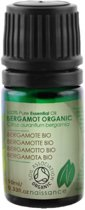 Naissance Bergamot Certified Organic Essential Oil 10ml.
