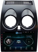 Navigatie radio Nissan Qashqai 2007-2013, Android OS, 9 inch scherm, GPS, Wifi, Mirror lin