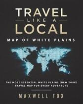 Travel Like a Local - Map of White Plains