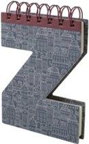 Alphabooks - Notebook - Letter Z
