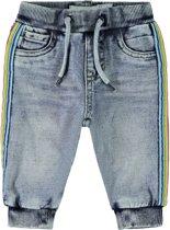 Name it Jongens Regular Fit jeans - LightBlue D - Maat 68