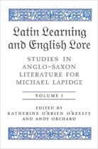 Latin Learning and English Lore (Volumes I & II)