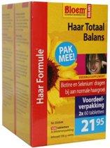 Bloem Haar Totaal Balans Duo - 120 Tabletten - Voedingssupplement