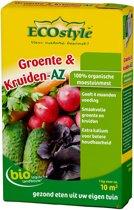 ECOstyle Groente & Kruiden-AZ - organische moestuinmest - 1 kg voor 10 m2