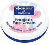 Probiotic face cream