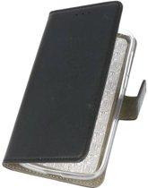 Nokia 1 Zwart | bookstyle / book case/ wallet case Wallet Cases Hoes  | WN™