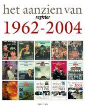 Het aanzien van 1962-2004 register