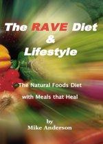 Omslag van 'The Rave Diet & Lifestyle'