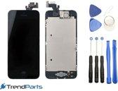 compleet Voorgemonteerd LCD scherm + Tools voor de  iPhone 5 Zwart - AAA+
