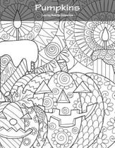 Pumpkins Coloring Book for Grown-Ups 1