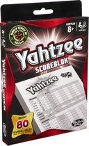 Yahtzee Scoreblok - Dobbelspel