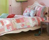 Dentelle Bedspread R7 Pink 260*240