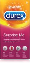 Durex Condooms Surprise Me - 12 stuks