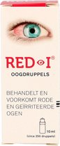 Red-i oogdruppels 10 ml