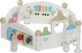 Sylvanian Families 4457 Spelen In De Babybox - Speelfigurenset