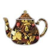 Rooibos innerlijke warmte thee, rooibos thee, 100 gram losse thee