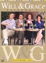 Will & Grace - Seizoen 1 (4DVD)