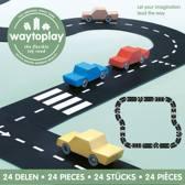 Planet Happy WAYTOPLAY snelweg (24-delig)