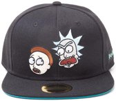 Rick And Morty - Characters Snapback Cap / Pet