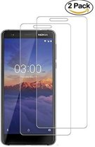 2Pack - Nokia 5.1 Tempered Glass/Screen Protector 9H 0.3mm