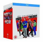Big Bang Theory Seizoen 1 t/m 11 (blu-ray) (Import)