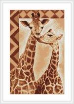 Luca S borduurpakket Giraffes B2216