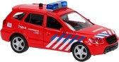 112 Auto Brandweer met Licht en Geluid