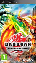 Bakugan Battle Brawlers: Defenders of the Core